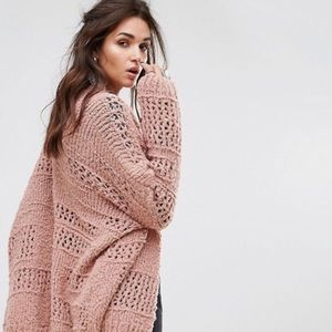 Free People Saturday Morning In Dust Pink